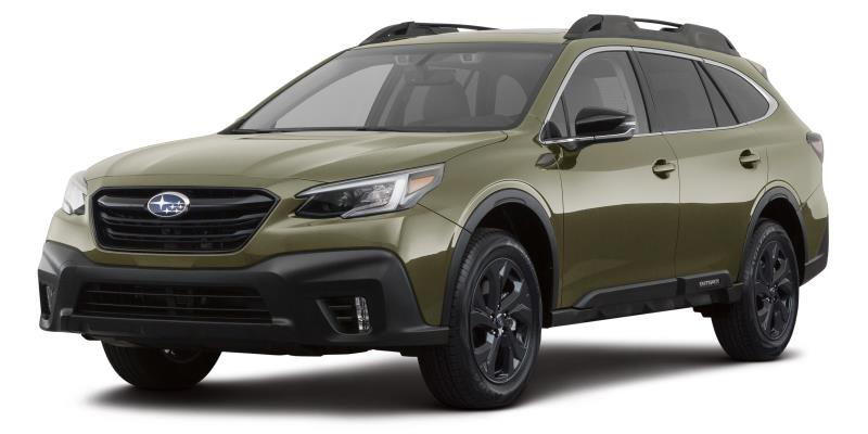 2021 Outback EyeSight<sup>®</sup>